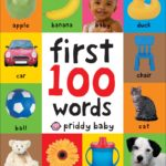 First 100 Words Board Book Only $3.99!