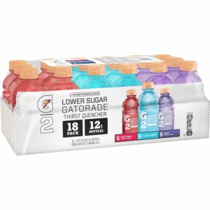 Gatorade G2 Thirst Quencher Low Calorie Variety Pack, 18 Count Only $8.96!