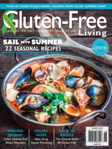 Gluten Free Living Magazine Subscription – $13.95/Year!