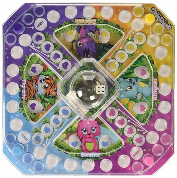 Hatchimals Colleggtibles Pop-up Game: Race to The Nest