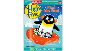 Highlights High-Five Magazine Subscription Only $4.25!