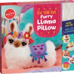 Klutz Sew Your Own Furry Llama Pillow Only $17.99!