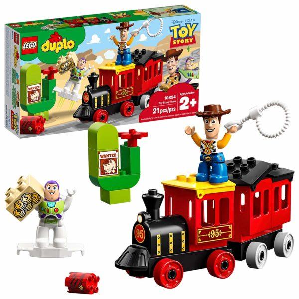 LEGO DUPLO Disney Pixar Toy Story Train Building Blocks