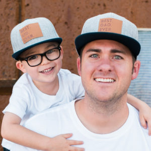 Matching Daddy & Me Snapbacks Only $13.99!