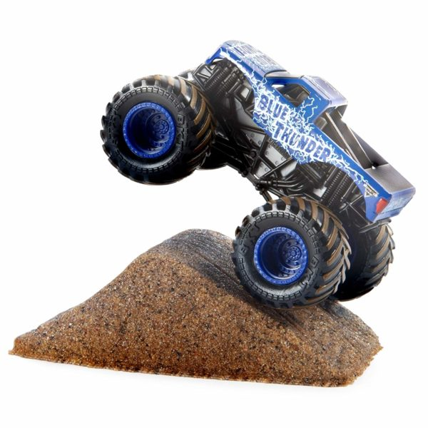 Monster Jam Blue Thunder Monster Dirt Starter Set