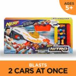 NERF Doubleclutch Inferno Nitro Toy Only $19.36! (reg. $40)