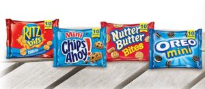 Nabisco Classic Cookie & Cracker Variety Packs – 40 Count ONLY $9.96!