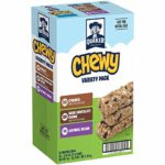 Quaker Chewy Granola Bars Variety Pack 58-Count as low as $9.54 Shipped!