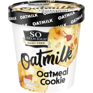 SO Delicious Oatmilk Dairy-Free Frozen Dessert Only $1.99 at Meijer!