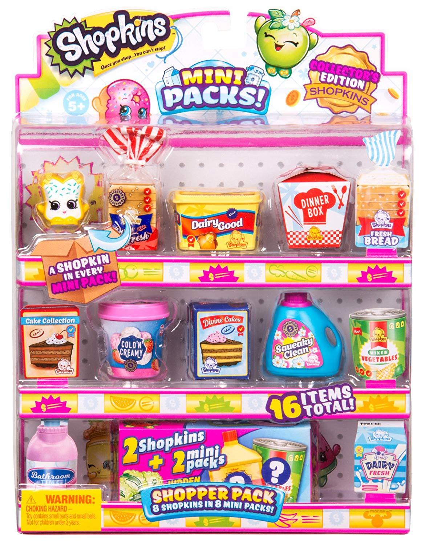 Shopkins Season 10 Mini Pack Only $4.49! (reg. $10.99 ...