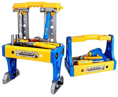 Toy Workbench Set