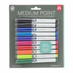U Brands Low Odor Dry Erase Markers, 10-Count Only $4.83!