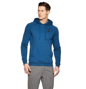 Under Armour Men's Rival Fleece Pullover Hoodie Only $22.50!! (reg. $45)