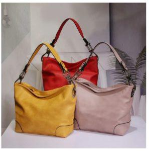 Vegan Leather Hobo Handbag was $99, NOW $38.99 Shipped!