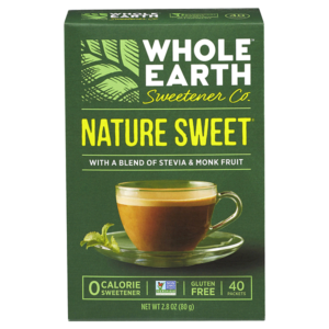 FREE Whole Earth Sweetener Packets, 40 count at Meijer!