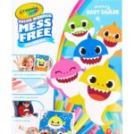 Crayola Color Wonder Baby Shark Coloring Pages Only $3.97!