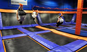 Sky Zone – Elmhurst, IL: TWO 90 minute Passes Only $26!