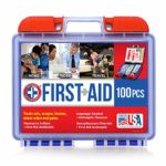 100 Piece First Aid Kit Only $7.66!