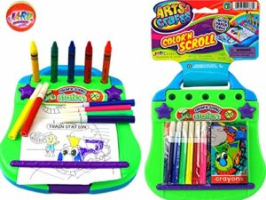 Airplane Games Mess Free Coloring Drawing Pad Only $5.89!
