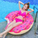 Donut Inflatable Tube as low as $4.99 + FREE Shipping!