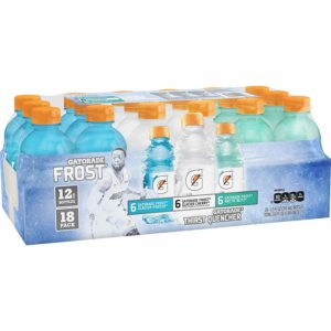 Gatorade Frost Thirst Quencher Variety Pack, 18 count Only $7.17! ($0.40 each)
