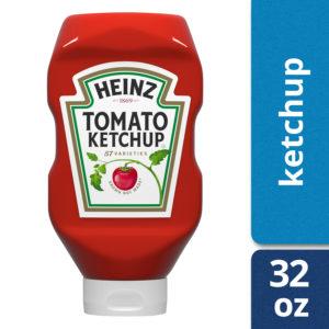 Heinz Tomato Ketchup 32 oz as low as $1.36!