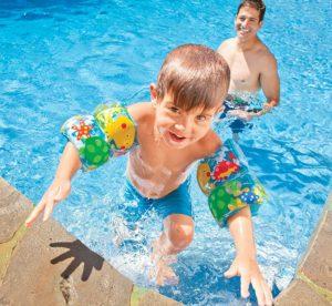 Intex Recreation Sea Buddy Arm Band Swim Trainer Only $1.55!!