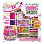 Just My Style ABC Beads Jewelry Making Kit Only $6.98!