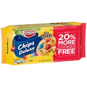 Walmart: Keebler Chips Deluxe Cookies Only $1.06!