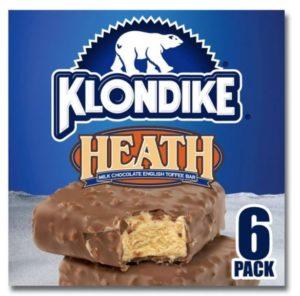 Target: Klondike Bars 6ct Only $1.89!