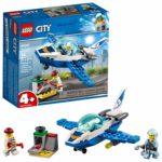 LEGO City Sky Police Jet Patrol Building Kit Only $7.99!