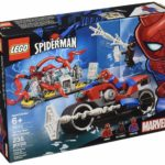 LEGO Marvel Spider-Man Bike Rescue Building Kit Only $15.99!