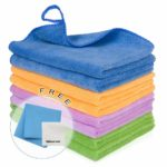 Microfiber Cleaning Cloths 8 Pack Only $7.99!