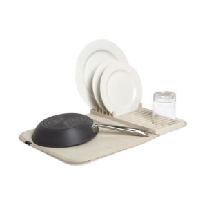 Mini Dish Rack and Drying Mat Only $9.00!