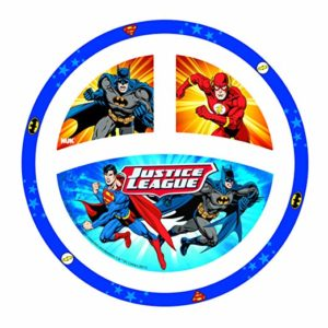 NUK Justice League Plate Only $1.00!