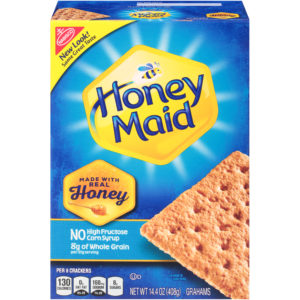 Walmart: Honey Maid Graham Crackers Only $1.63!