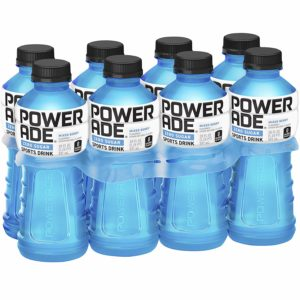 POWERADE ZERO, Mixed Berry, 20 fl oz, 8 Pack Only $3.49! ($0.44/bottle)