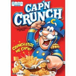 *HOT* Quaker Captain Crunch Cereal as low as $0.90!