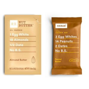 Kroger: RX Nut Butter and Bar Singles as low as $0.79!