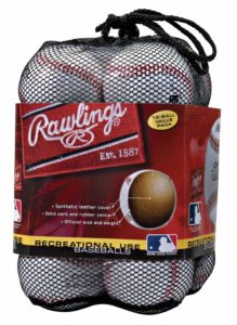 Rawlings Official League Recreational Use Baseballs, Bag of 12 Only $14.76!