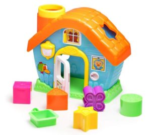 Shape Sorting House Only $9.79!