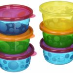 Take & Toss Toddler Bowls with Lids 6 Pack Only $2.98!