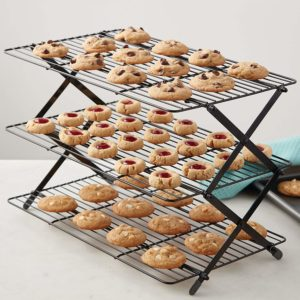 Wilton 3-Tier Collapsible Cooling Rack Only $9.03!