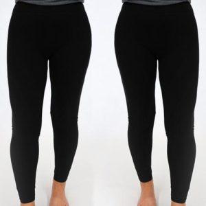 Women's Full Length Stretch Leggings 3-Pack Only $4.99!!