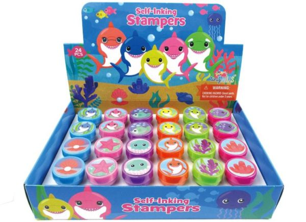 Baby Shark Family Stampers