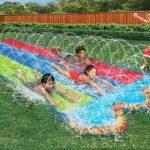 Banzai Triple Racer Water Slide Only $17.99! Beat the Summer Heat!