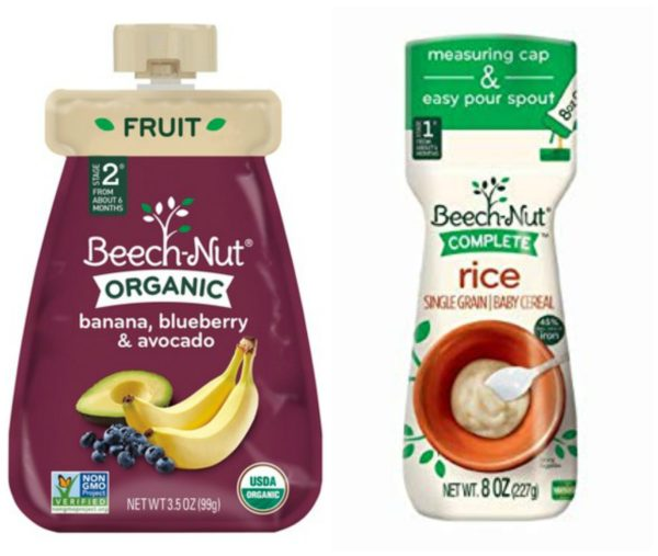 Kroger: Beech-Nut Cereal And Organic Pouches As Low As $0