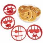 Emoji Pancake Molds 4-Pack Only $10.95 Shipped!
