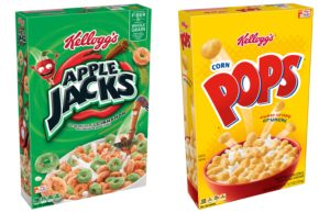 Kroger: Kellogg's Cereals as low as FREE!