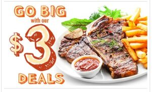$25 Restaurant.com Gift Certificate Only $3.00!